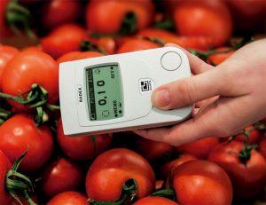 Medir-radiacion-alimentos
